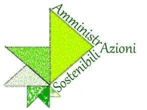 Logo ufficiale Amministrazioni Sostenibili Uffici ecologici