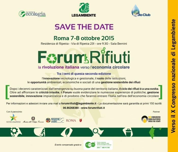 forum dei rifiuti